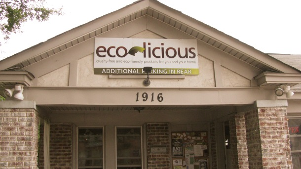 Eco-Licious Storefront