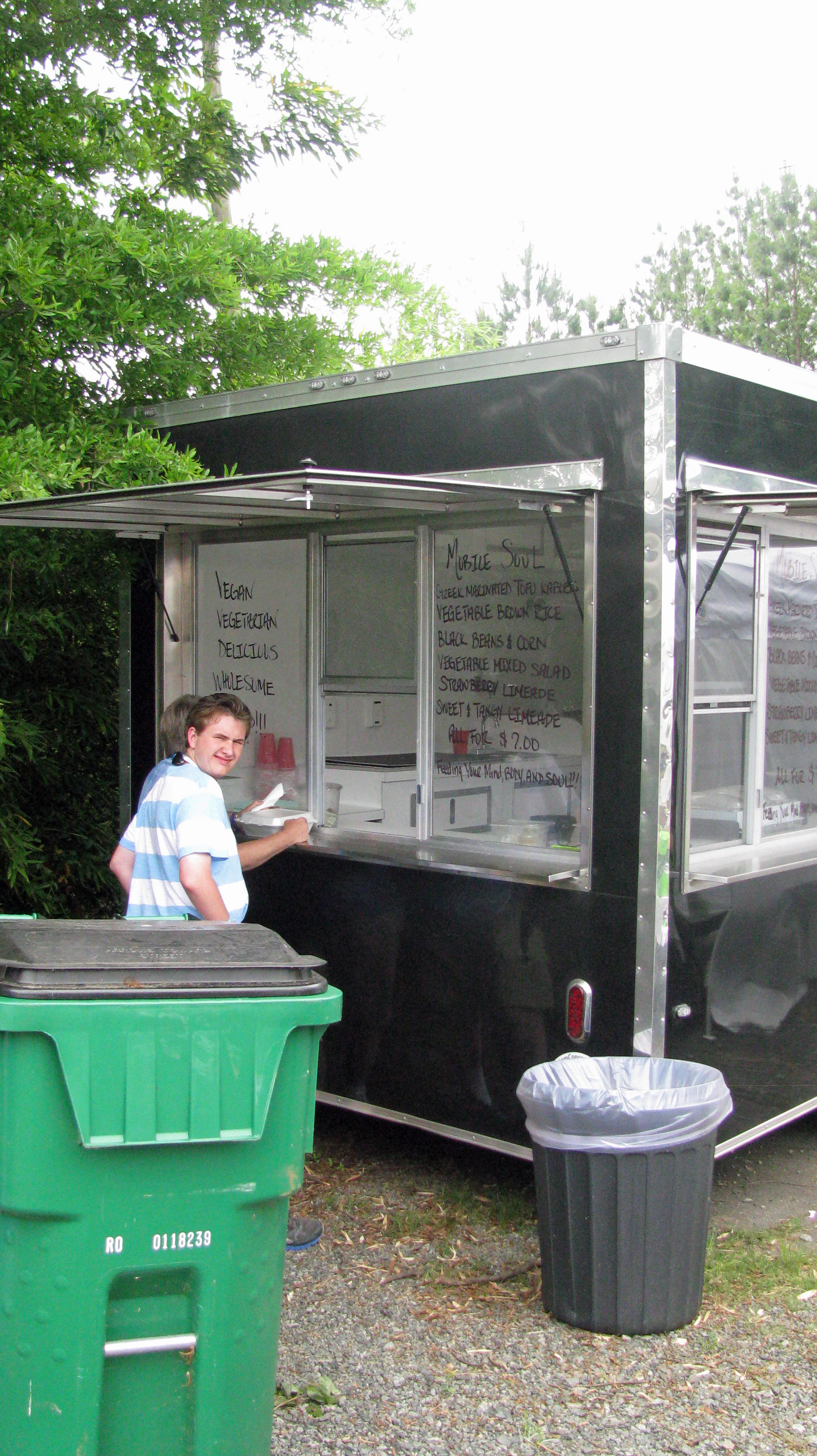 Food Truck Vendor In Milford Nh