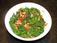 punjabi greens and beans 2