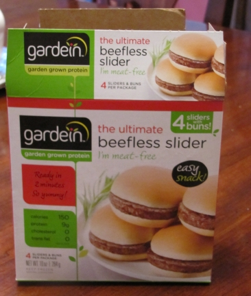 Gardein Ultimate Beefless Slider