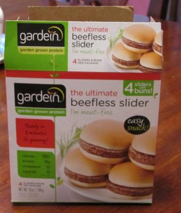 Gardein Ultimate Beefless Slider