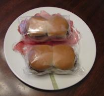gardein ultimate beefless sliders in package