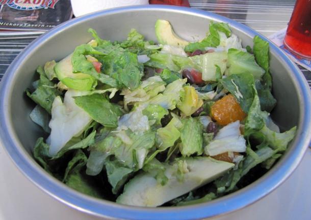 sucky salad