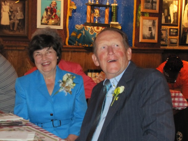 Jimmy and Helen - 50 Years of Marriage!