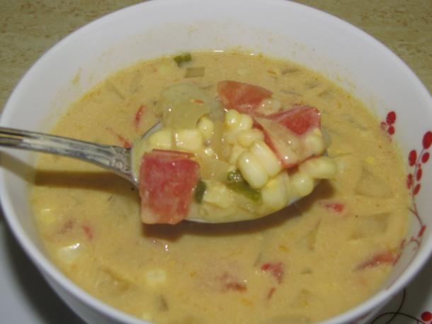 corn chowder 1