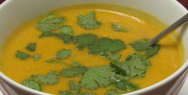 sweet potato soup 2