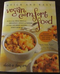vegan comfort food
