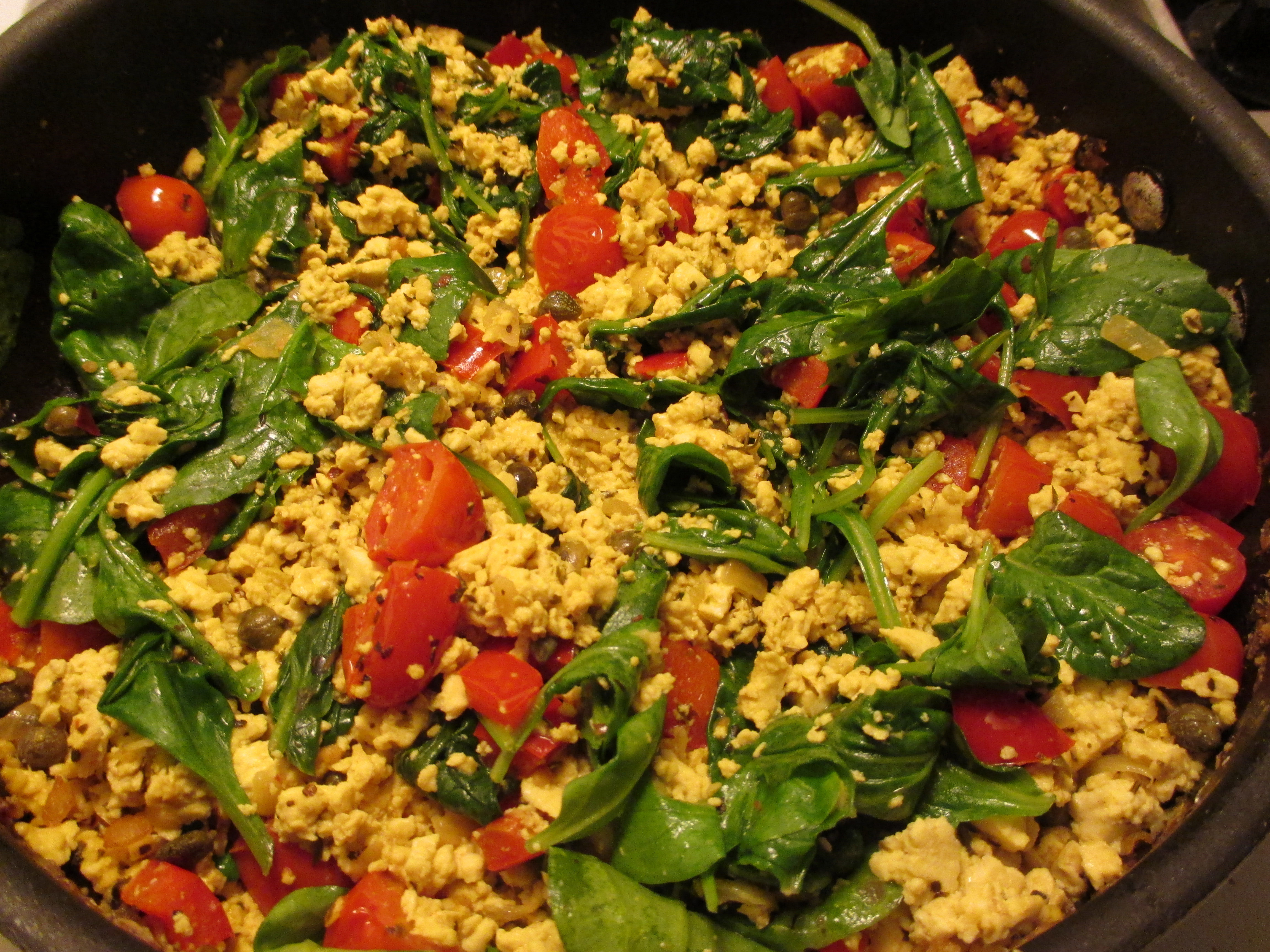 Garam Masala Tofu Scramble Recipes — Dishmaps