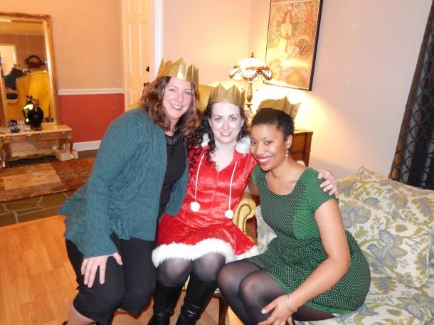 VegCharlotte Christmas
