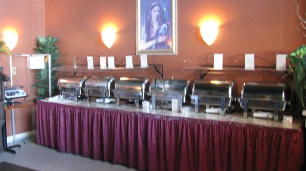 maharani buffet