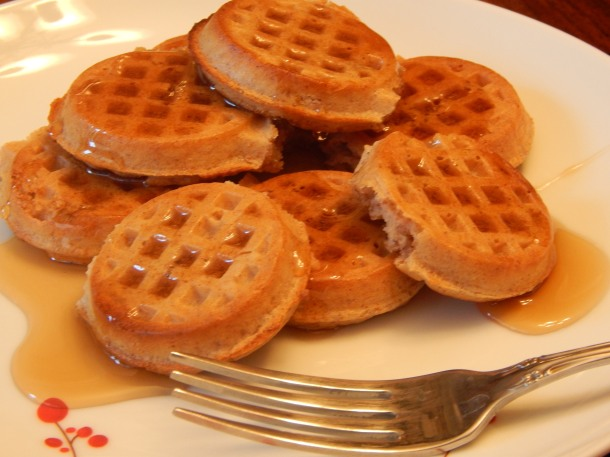 365 Mini Waffles 3