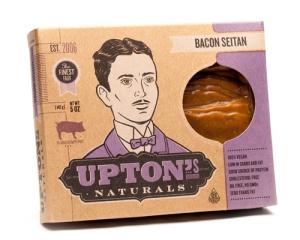 uptons naturals bacon seitan box