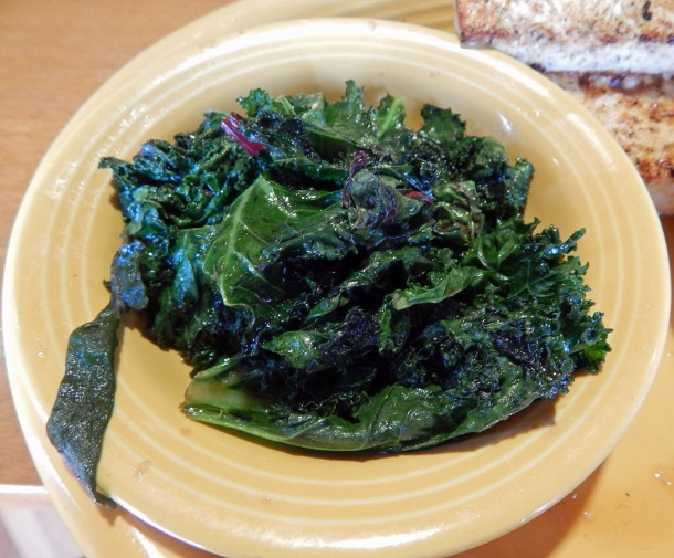 Tupelo Honey New South Sauteed Greens