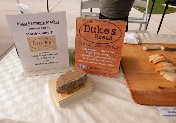 Dukes Bread
