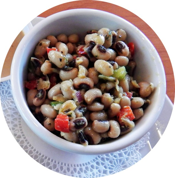 Zada Jane Black Eyed Pea Salad