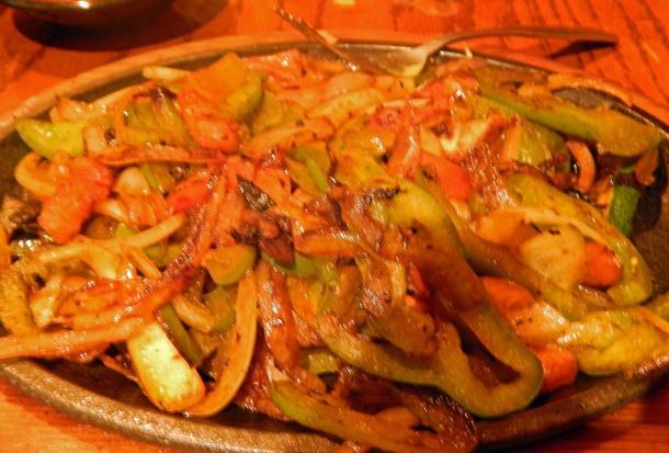1900 Mexican Grill Fajitas