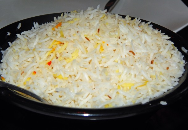 Bombay Grille Basmati Rice