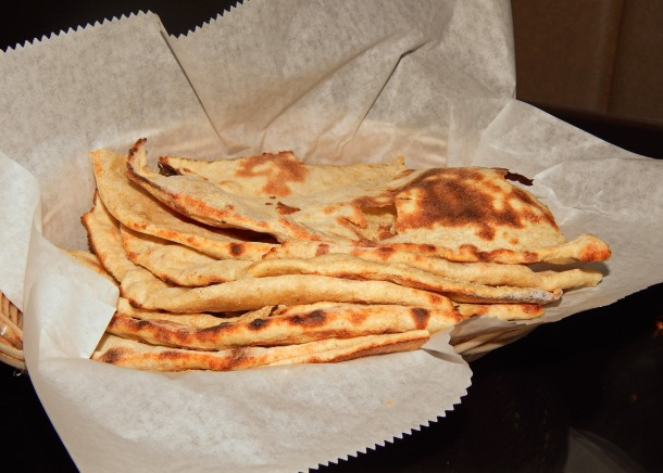 Bombay Grille Roti Bread