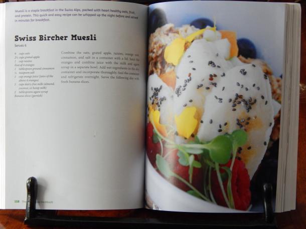 Swiss Bircher Muesli Recipe