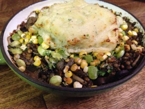Fern Shepherds Pie