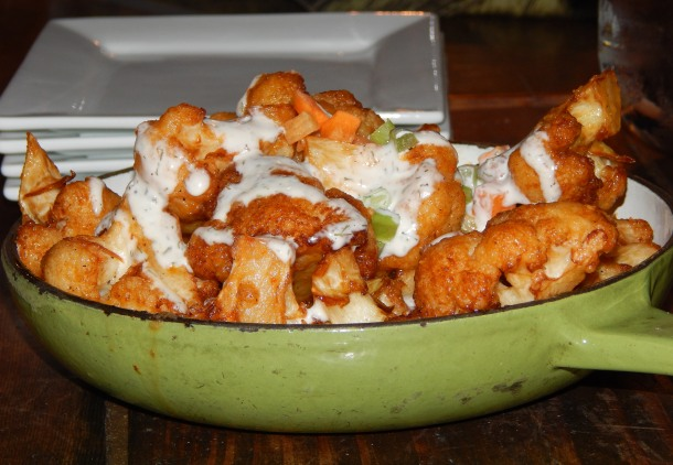 Fern Buffalo Cauliflower