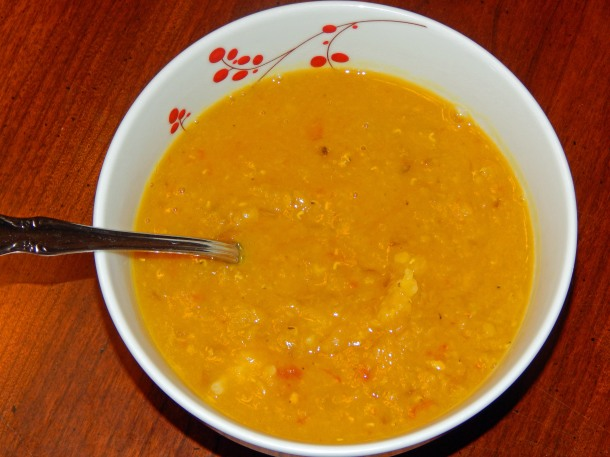 Masoor Dal Red Lentil Curry