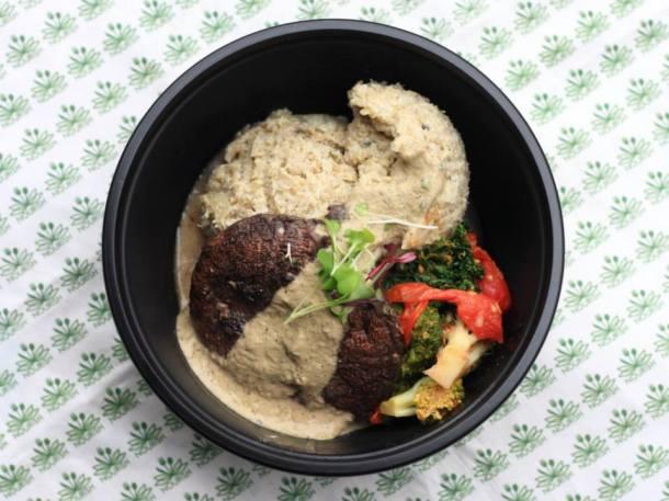 Nourish Cauliflower Mash
