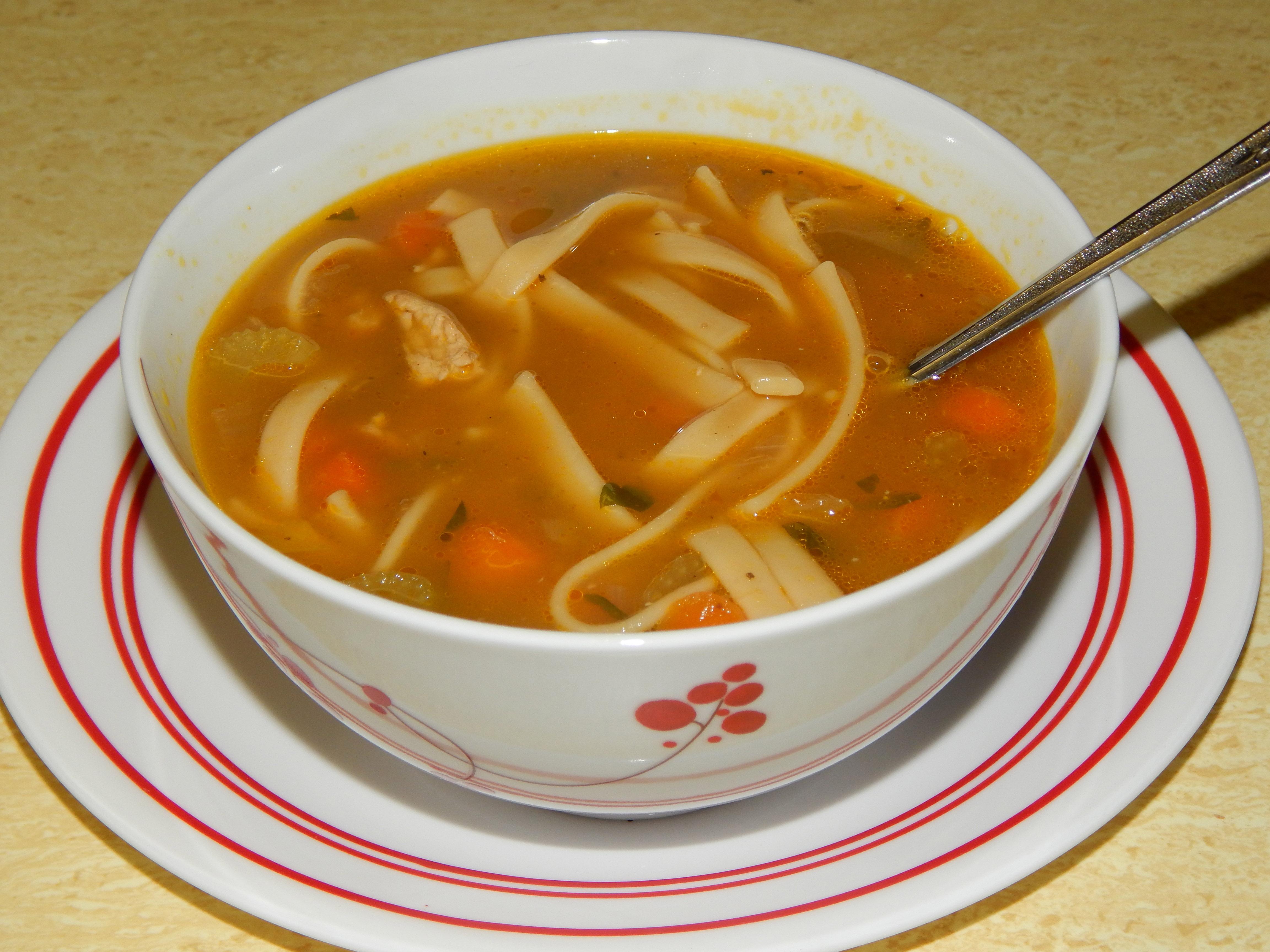 Chicken noodle soup for the vegan soul vegcharlotte vegan chicken noodle soup forumfinder Images