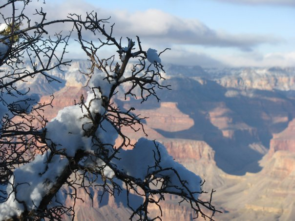 Grand Canyon - Bright Angel