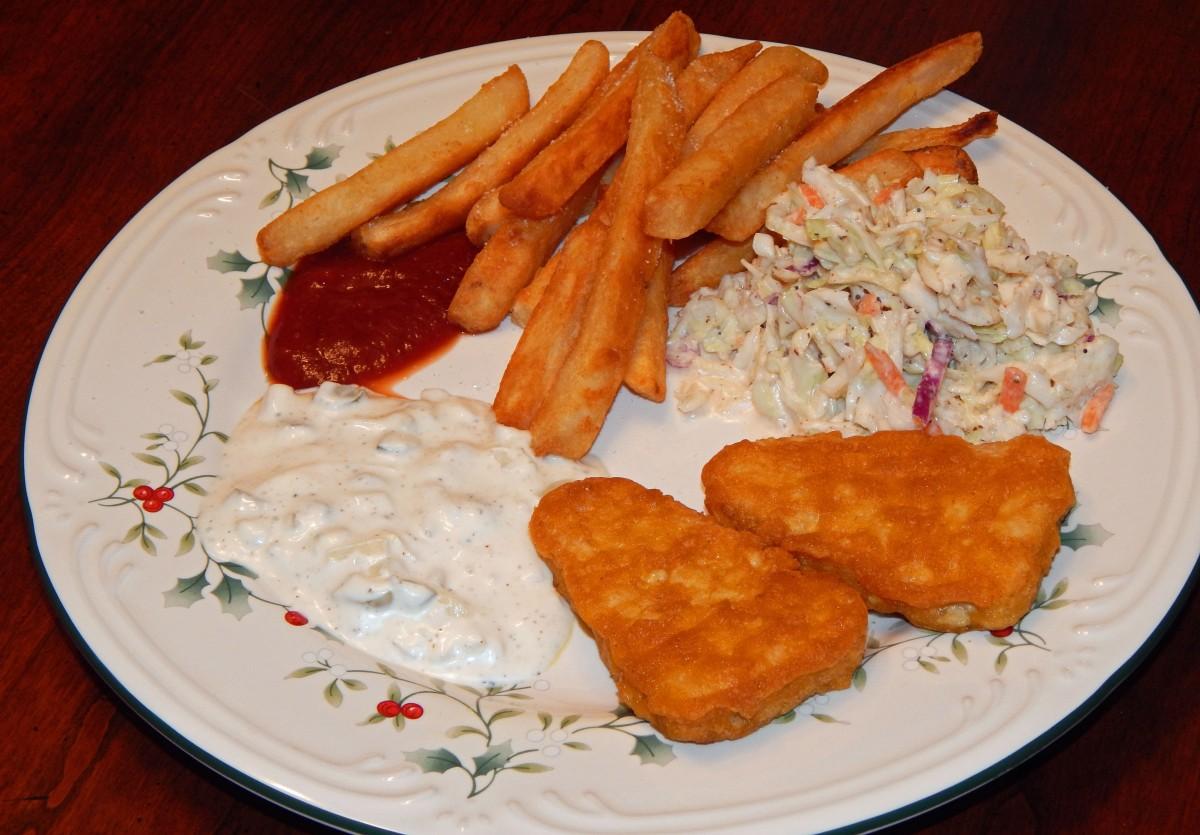 Product Review: Gardein Fishless Filets – VegCharlotte