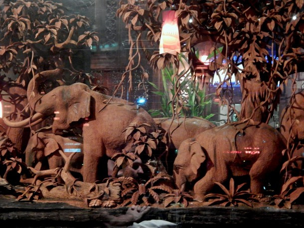 Thai House Elephants
