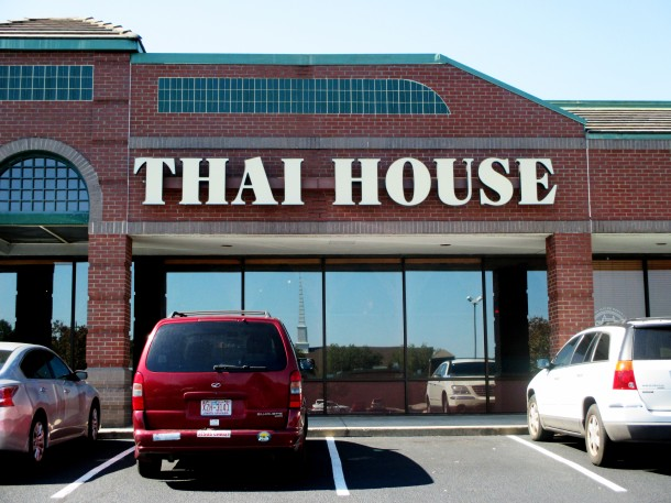 Thai House Outside