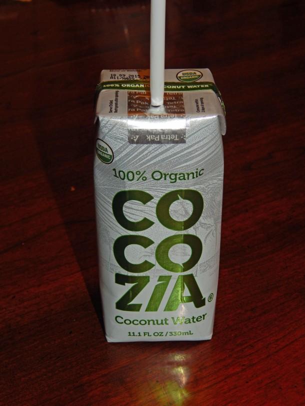 Cocozia with Straw VegCharlotte