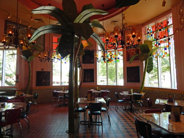 Chuy's Charlotte Palm Room