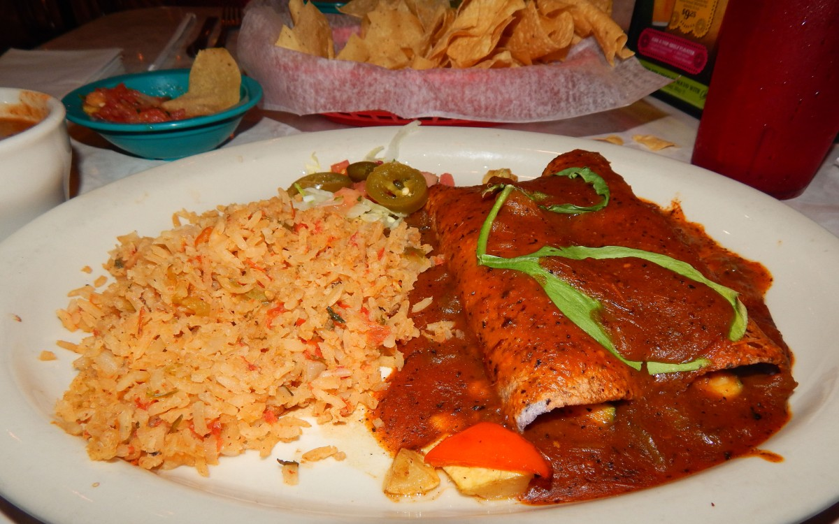 Mexican Fusion Food In The Mission