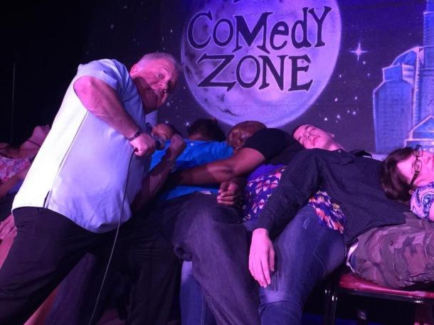 Friday Early Show Rich Guzzi Comedy Zone