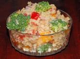China Study Lemon Tahini Quinoa Salad