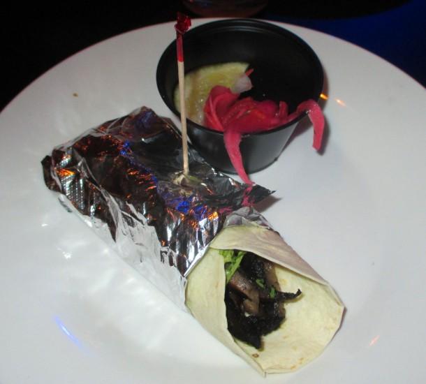 Texicali Portabello Taco