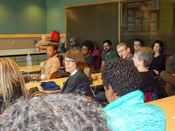 VegCharlotte Audience at Dr. LeAnne Campbell Talk