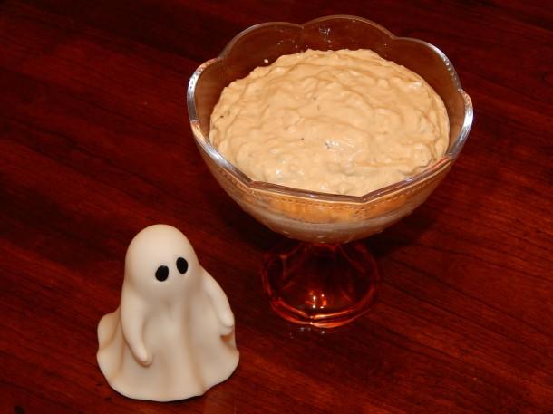 Smoked White Bean Hummus and Ghost