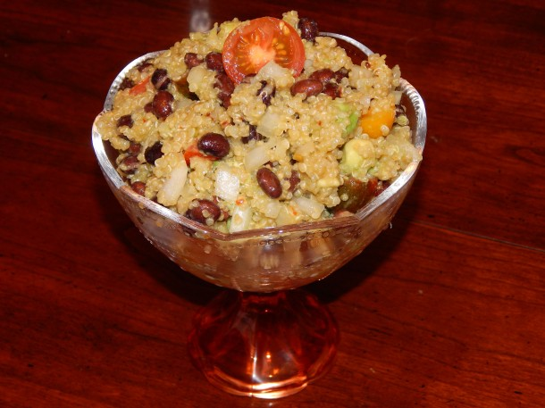 Moes Southwest Quinoa 2