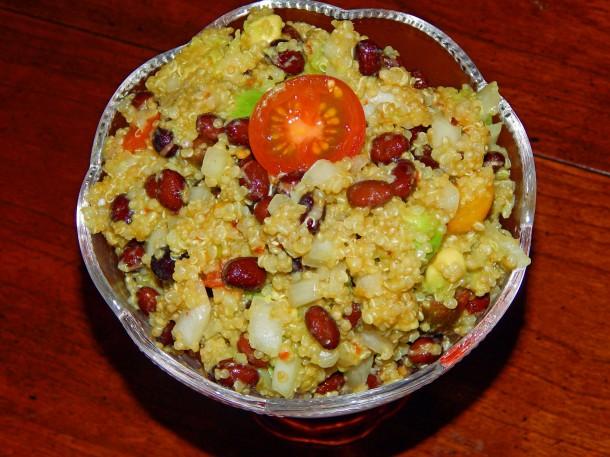 Moes Southwest Quinoa