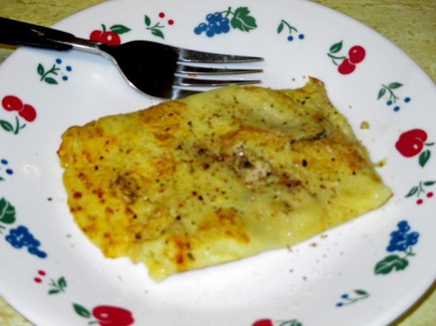 Vegan Egg Plain Omelet