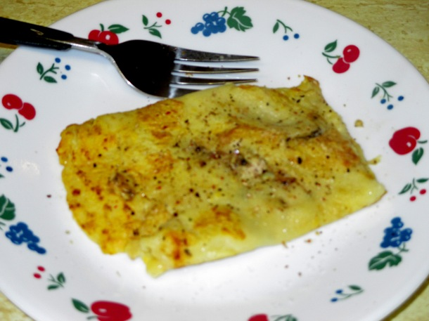 Vegan Egg Plain Omelet