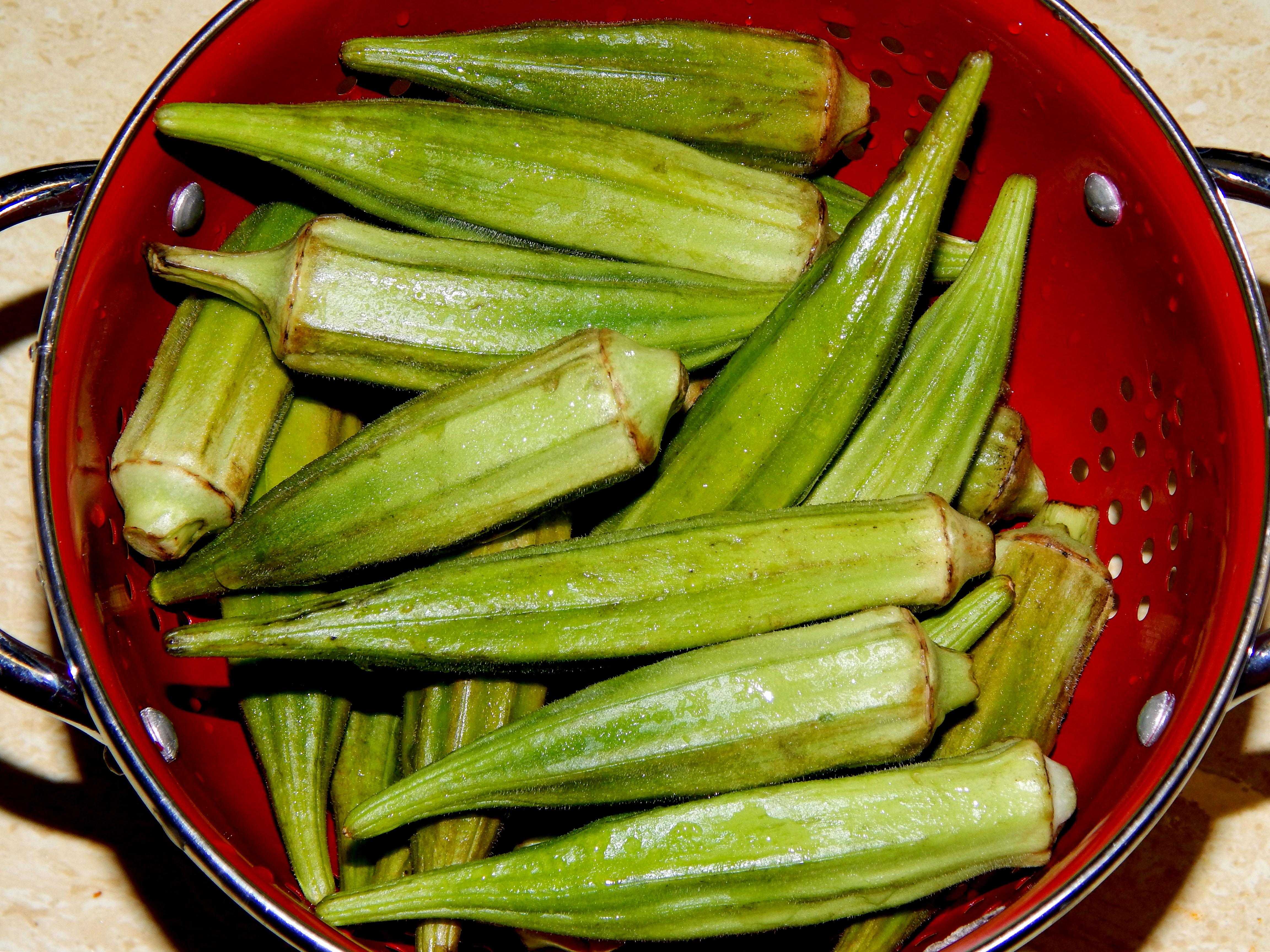 Bhindi Bhaji Indian Spiced Okra Vegan Gluten Free Vegcharlotte