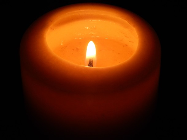 It's Better To Light A Single Candle Than To Curse The Darkness
