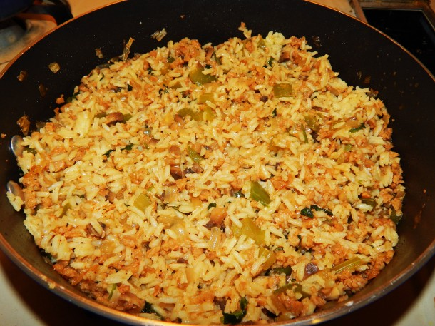 dirty-rice-add-rice