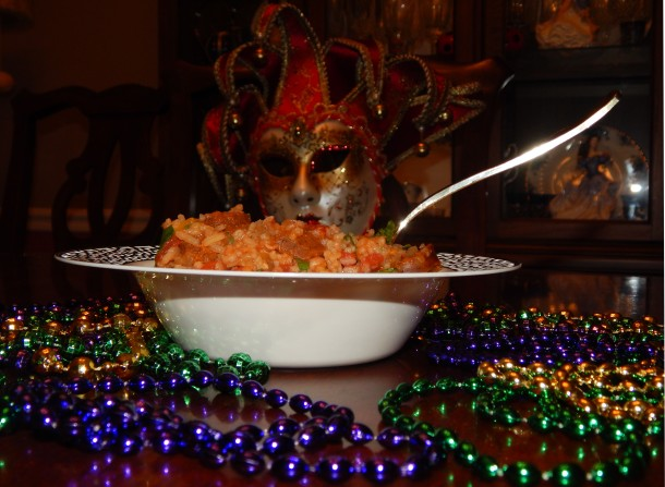 jambalaya-mardi-gras-mask-food