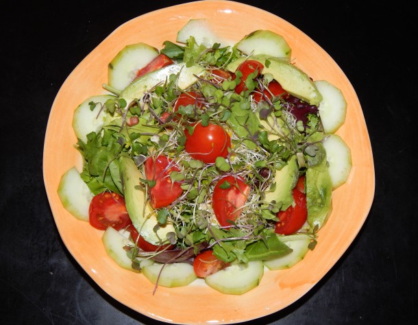 Catherines California Salad 2