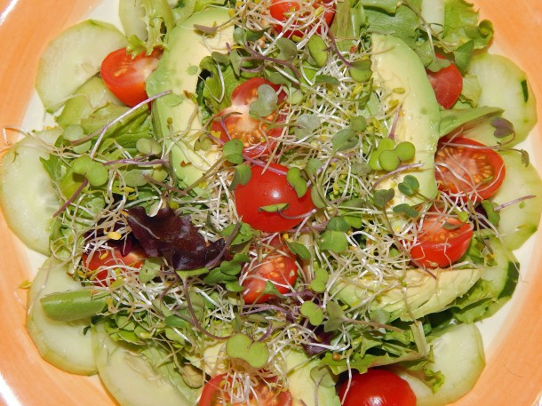 Catherine's California Salad 7